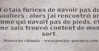 Rester Positive Sagesse chinoise